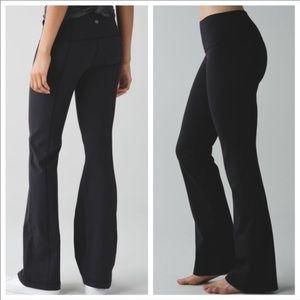 NEW Lululemon Groove flare fit pants